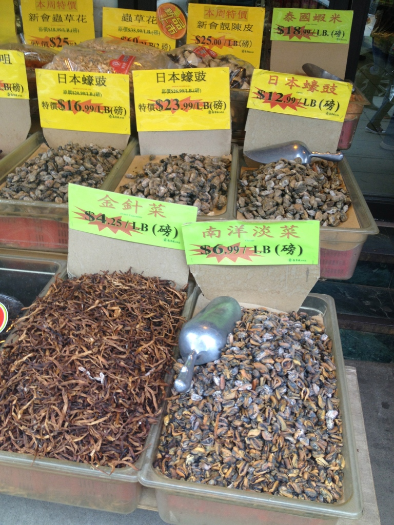 I heart cool dried spices at markets