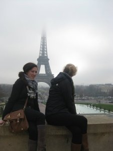Me in the standard Eiffel Tower pic